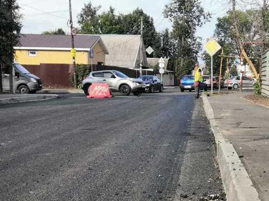 Министр транспорта региона проверил ремонт дорог в Нижнем Новгороде