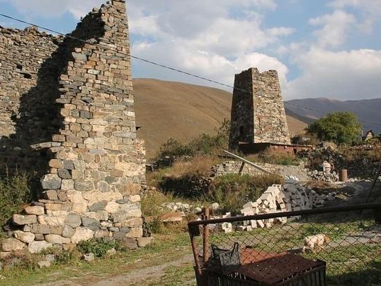 Фамильные башни в горах Северной Осетии передадут прямым потомкам