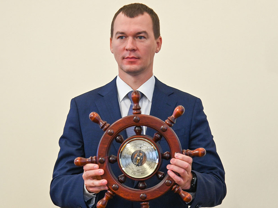 Дегтярев разрешил чиновникам Хабаровского края летать бизнес-классом