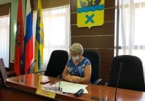 Ольга Березнева обсудила с председателями комитетов подготовку к 43 заседанию городского Совета