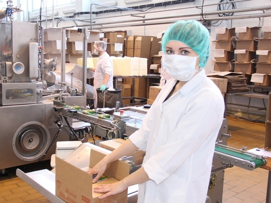 Стабильность и опыт, накопленный годами, – вот столпы, на которых прочно держится Учебно-опытный молочный завод им