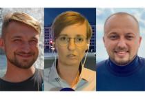 Украинские журналисты угодили в «обезьянник» в Минске: забрали из отеля