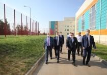 Бочаров: «Строительная сфера региона развивается на надежном фундаменте»