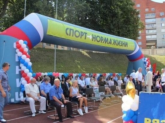 В Рязани построят 50-метровый бассейн