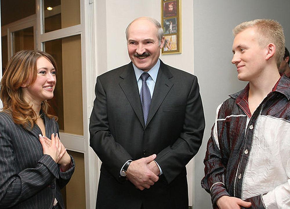 Женщины Лукашенко: Батька любит особый типаж