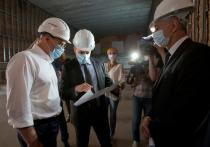Губернатор АлексейТекслер оценилработыпо реконструкции детскойфилармонии