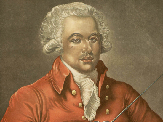 Французские короли дарили ему титулы, но африканское происхождение почти уничтожило имя композитора