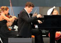 Первый очный концерт симфонической музыки после начала пандемии коронавируса состоялся в столице