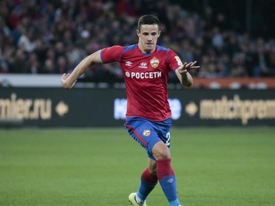 ЦСКА обыграл'Химки в первом матче нового сезона РПЛ