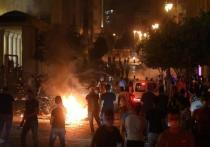 В Бейруте силовики по ошибке застрелили коллегу на митинге