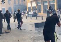 В Бейруте во время протестов пострадали 490 человек
