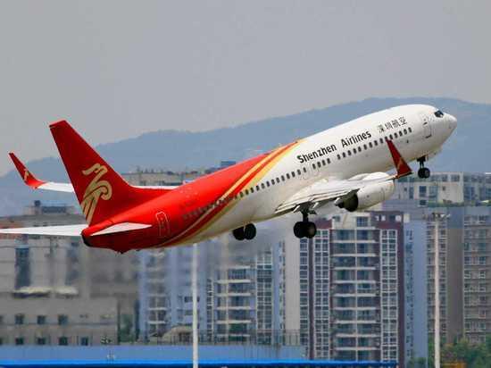 СМИ сообщили об экстренном сигнале с китайского самолета