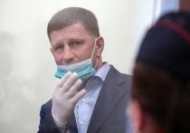 Экс-губернатору Фургалу запретили видеться с Жириновским