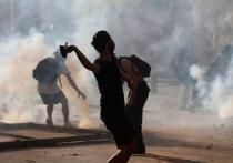 Новая революция: в разбушевавшемся Бейруте соорудили виселицы