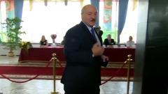 Лукашенко и Коля под баян проголосовали на выборах в Белоруссии
