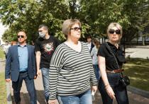 Елена Грешнякова: о цели визита в Хабаровск и защите Фургала