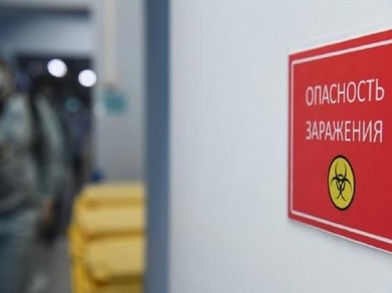 Мужчина и женщина умерли от коронавируса в Волгоградской области