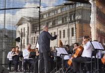 В Твери дали масштабный концерт для медиков