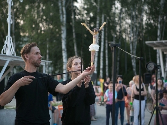 В Суздале впервые пройдет Фестиваль уличных театров