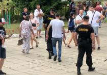 В день голосования улицы Минска пусты