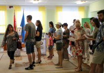 Огромные очереди на избирательные участки по всей стране – особенность нынешних выборов в Белоруссии