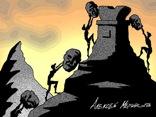 Народ должен голосовать за памятники — как за президента или губернаторов