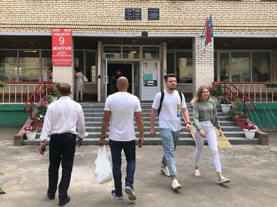 В Вооруженных силах Белоруссии отказались голосовать два человека