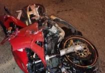 В Ростове мотоциклист получил травмы в столкновении с такси