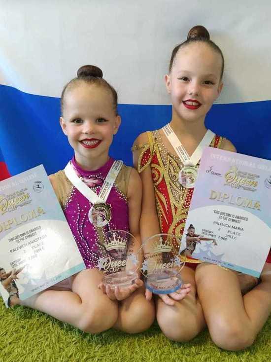 Ставропольские гимнастки выбились в лидеры международного турнира