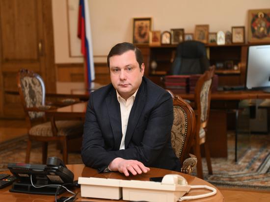 12 и 13 августа губернатор встретится в прямом эфире с жителями Смоленской области