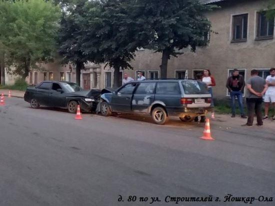 В Йошкар-Оле 12-летний ребенок пострадал в ДТП из-за пьяного водителя