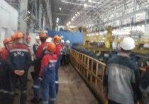 Сотрудники Белорусского металлургического завода начали забастовку из-за фальсификации выборов президента