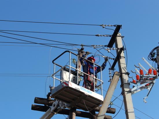 Тверские энергетики получили благодарность за улучшение электроснабжения деревни Хворостово