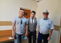 Судебное заседание, больше похожее на телешоу, состоялось в понедельник в одном из мировых судов Москвы