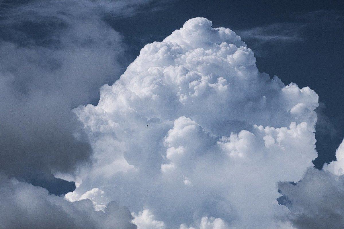 Ученые научились вызывать дождь с помощью теплого воздуха
