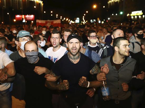 Белорусская оппозиция экстренно предупредила своих сторонников о необходимости поменять точку сбору