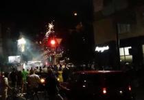 10 августа в Минске на проспекте Притыцкого около 23:00 погиб человек