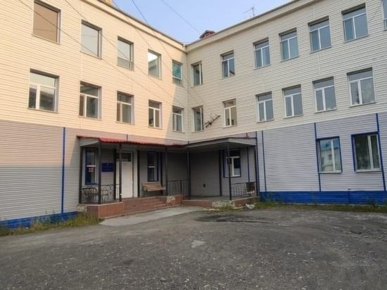 Инфекционный госпиталь закрылся в Магаданской области