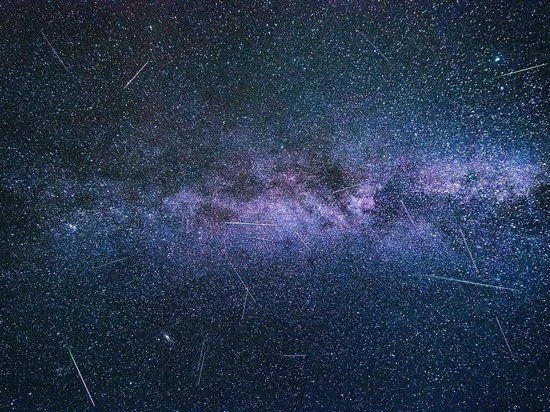 В ночь на 12 августа своего пика достигнет метеорный поток Персеиды — один из двух крупнейших потоков года и самый яркий звездопад лета