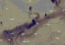 В зону задымления от лесных пожаров попало 303 населённых пункта Приангарья