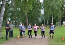 Работники Костромаэнерго сдают нормативы ГТО