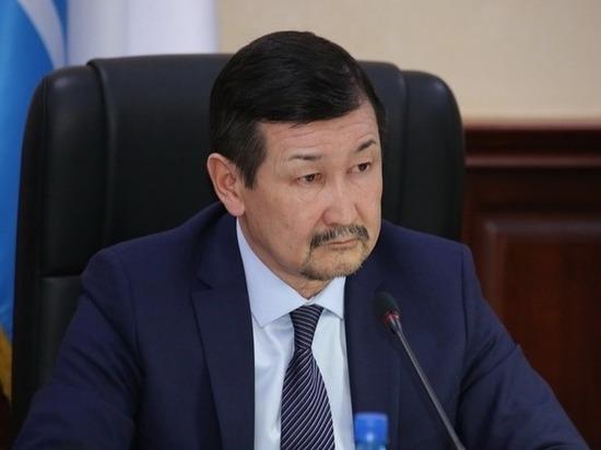 Политический заместитель Олега Хорохордина ушел в отставку