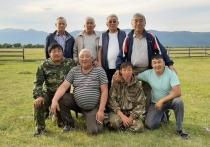 Участники конвента монголов мира в Бурятии повторили конный переход десятилетней давности