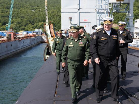 Строительство инфраструктуры для новейших субмарин завершат до конца года