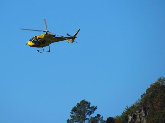 Владельца вертолета оштрафовали за незаконный полет над Алтаем