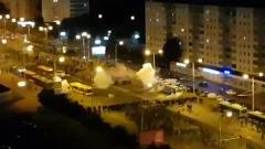 Все видео протестов из Минска: в Белоруссии начался майдан