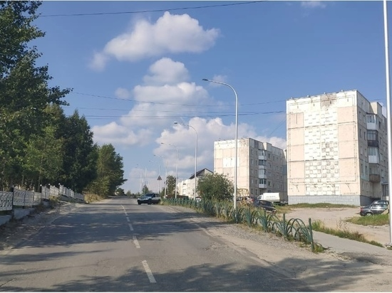В Ноябрьске осветят дорогу к гимназии № 1