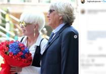 Муж Валентины Легкоступовой после госпитализации артистки устроил 10 августа ДТП и скрылся с места происшествия