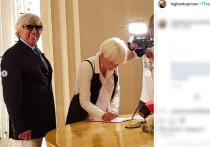 Коллега Валентины Легкоступовой рассказала о трагедии певицы