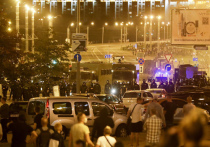 Офицер внутренних войск увидел страх в действиях  белорусского ОМОНа